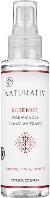 Różana mgiełka do twarzy i ciała - Naturativ Rose Mist — фото N1
