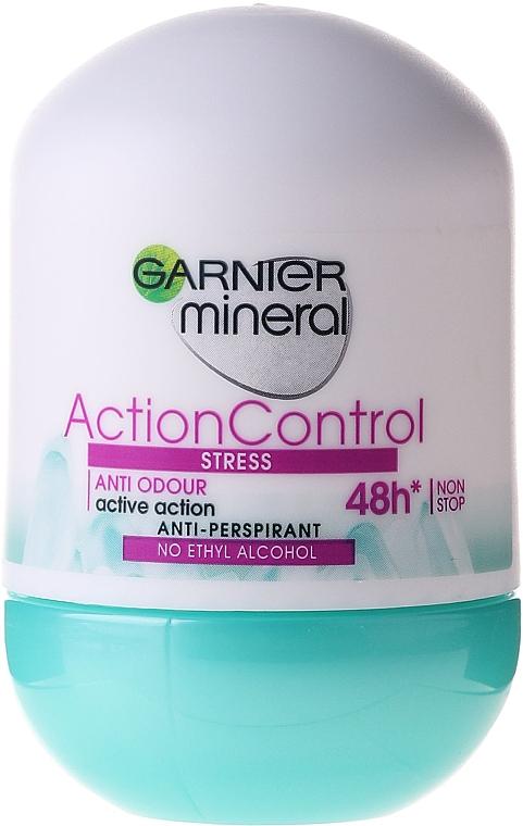 Antyperspirant w kulce - Garnier Mineral Action Control 48h Deodorant