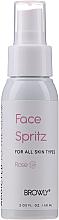 Kup PRZECENA! Spray do twarzy - Browly Face Spritz Spray *