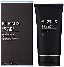 Kojący żel do golenia - Elemis Men Skin Soothe Shave Gel — фото N1