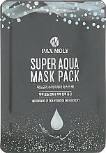 Kup Supernawilżająca maseczka w płachcie do twarzy - Pax Moly Super Aqua Mask Pack