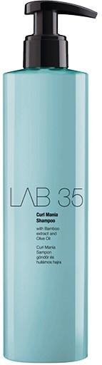 Szampon do włosów kręconych - Kallos Cosmetics Lab 35 Curl Mania Shampoo