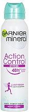 Kup Antyperspirant w sprayu - Garnier Mineral Deodorant Action Control 48h