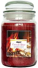 Kup Świeca zapachowa w słoiku - Airpure Jar Scented Candle Fireside Glow