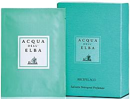 Kup Acqua dell Elba Arcipelago Men Perfumed Refreshing Wet Wipes - Perfumowane chusteczki nawilżane dla mężczyzn