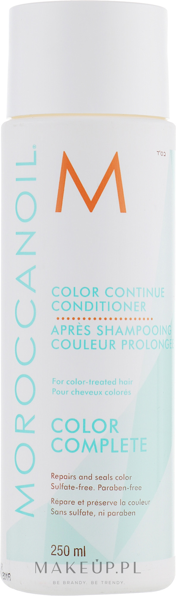 Odżywka do włosów - Moroccanoil Color Continue Conditioner — фото 250 ml