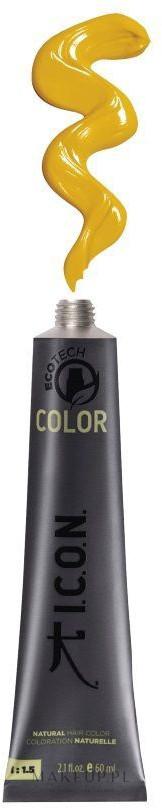 PRZECENA! Nawilżająca farba bez amoniaku do włosów - I.C.O.N. Ecotech Color Natural Hair Color * — фото 7.3 - Medium Golden Blonde