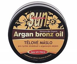 Kup Arganowy olejek do opalania - Vivaco Sun Argan Bronze Oil Tanning Butter