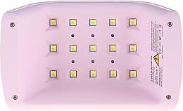 Zestaw startowy do manicure (n/base 5 ml + n/top 5 ml + n/polish 5 ml + n/cl 50 ml + lamp + baff + n/file 1 pc)  - Hi Hybrid — фото N10