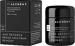 Kup Krem do cery dojrzałej - D'Alchemy Age Defense Broad Spectrum Remedy