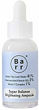 Kup Rozświetlające serum do twarzy - Barr Super Balance Brightening Ampoule