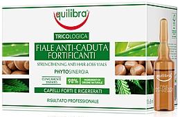 Kup PRZECENA! Wzmacniające ampułki przeciw wypadaniu włosów - Equilibra Tricologica*