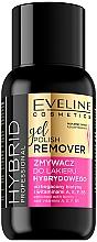 Kup Zmywacz do lakieru hybrydowego - Eveline Cosmetics Hybrid Professional