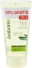 Kup Oczyszczający żel z aloesem - Babaria Aloe Vera Face Cleansing Gel