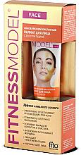 Kup Odnawiający kwasowy peeling do twarzy ze złotym pudrem - FitoKosmetik Hair Fitness Model