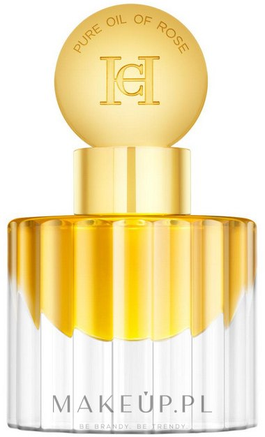 carolina herrera pure oil of rose