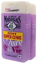 Kup Zestaw - Le Petit Marseillais Je Suis la Mure de Ta Vie Shower Gel (2 x sh/gel 250 ml)