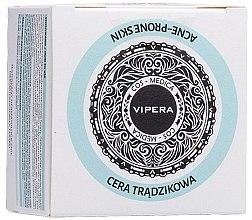 Ryżowy derma-puder do cery mieszanej i trądzikowej - Vipera Cos-Medica Derma Powder No More Shine — фото N4