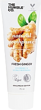 Kup Naturalna pasta do zębów Świeży imbir - The Humble Co. Natural Toothpaste Fresh Ginger