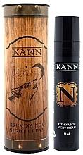 Kup Krem do twarzy dla mężczyzn na noc - Kann Night Cream