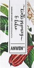 Kup Maska do włosów wysokoporowatych Kiełki pszenicy i kakao - Anwen (próbka)