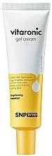 Kup Rozświetlający krem-żel do twarzy z witaminą C - SNP Prep Vitaronic Gel Cream