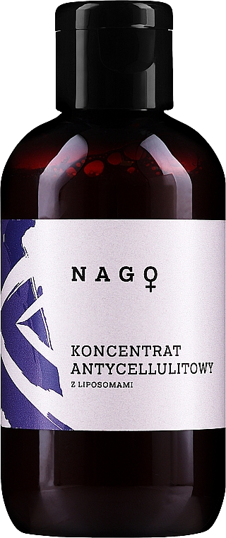 Antycellulitowy koncentrat do ciała z liposomami - Fitomed Anticellulite Concentrate With Liposomes