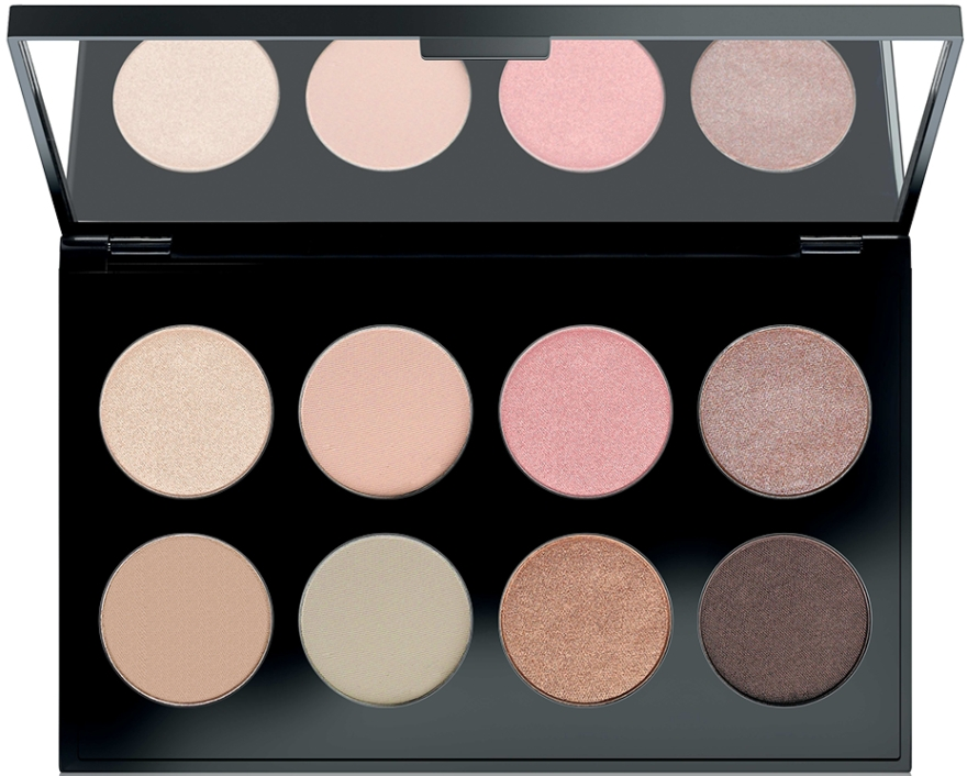 Paleta cieni do powiek - Make Up Factory International Eyes Palette
