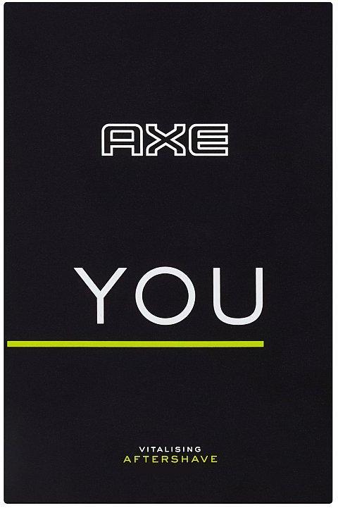 Rewitalizujący balsam po goleniu - Axe You  — фото N1