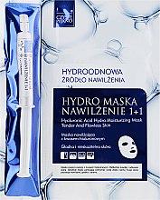 Kup Maska do twarzy z serum - Czyste Piekno Hydro Mask Cloth Face Intensive Hydrating + Serum
