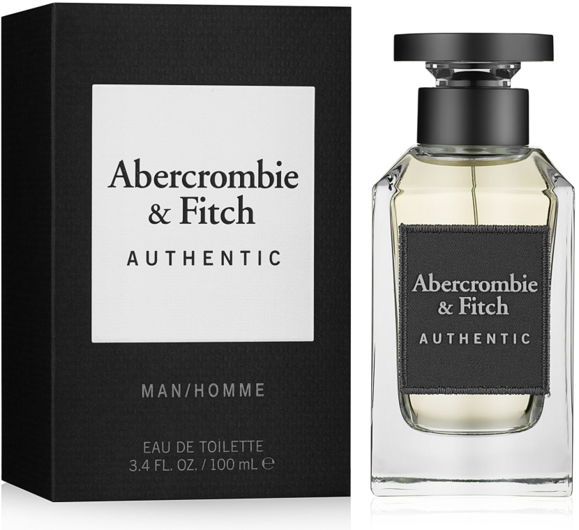 Abercrombie & Fitch Authentic Men - Woda toaletowa