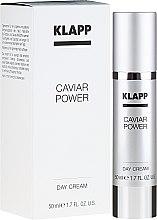 Kup Kawiorowy krem do twarzy na dzień - Klapp Caviar Power Day Cream