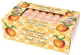 Kup Peelingujące mydło do masażu Brzoskwinia - Gori 1919 Massage Scrub Soap Peach
