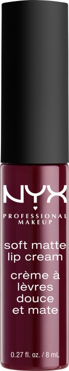 Matowa pomadka w płynie do ust - NYX Professional Makeup Soft Matte Lip Cream