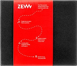 Kup Zestaw - Zew Barber's Holiday Must Have Box (soap 85 ml + soap 85 ml + soap 85 ml)