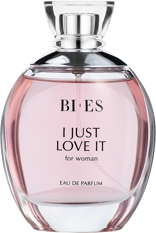 Bi-es I Just Love It For Woman - Woda perfumowana — фото N1