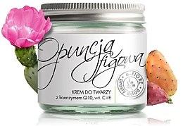 Kup Krem do twarzy z koenzymem Q10 i witaminą C i E Opuncja figowa - E-Fiore