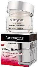 Kup Krem przeciwzmarszczkowy do twarzy SPF 20 - Neutrogena Cellular Boost Rejuvenating Day Cream SPF 20