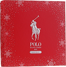Kup Ralph Lauren Polo Red - Zestaw (edp 125 ml + edp 40 ml)