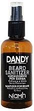 Kup Dezynfekujący spray do brody i wąsów dla mężczyzn - Niamh Hairconcept Dandy Beard Sanitizer Refreshing & Moisturizing