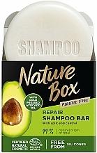 Kup Szampon w kostce z olejem avokado - Nature Box Avocado Dry Shampoo
