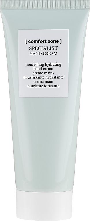 PRZECENA! Nawilżający krem do rąk - Comfort Zone Specialist Hand Cream * — фото N2
