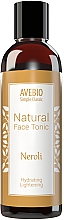 Kup PRZECENA! Naturalny tonik do twarzy Neroli - Avebio Natural Face Tonic Neroli *