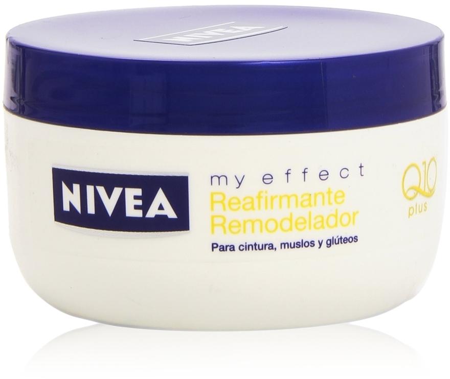 Ujędrniający krem do ciała - Nivea Q10 Plus Body Firming Cream — фото N1