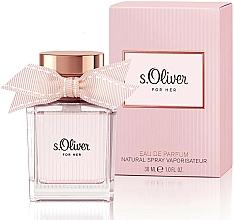 Kup S.Oliver For Her - Woda perfumowana