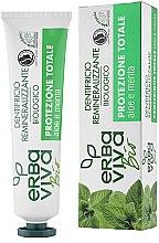 Kup Naturalna pasta do zębów z aloesem i miętą - Erba Viva Bio Toothpaste Total Protection
