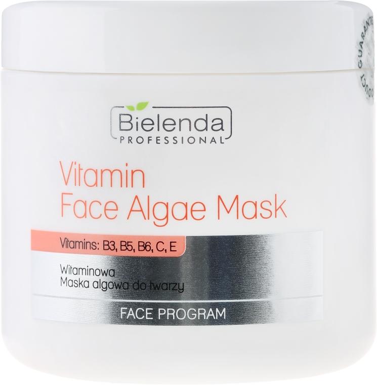 Witaminowa maska algowa do twarzy - Bielenda Professional Face Program