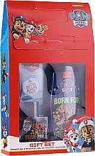 Kup PRZECENA! Zestaw - Uroda For Kids Paw Patrol Red (sh/gel/250ml + edt/50ml + stickers) *