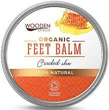 Kup Organiczny balsam do stóp na spękaną skórę - Wooden Spoon Feet Balm Cracked Skin