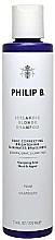 Kup Rozjaśniający szampon do włosów blond - Philip B Icelandic Blonde Shampoo